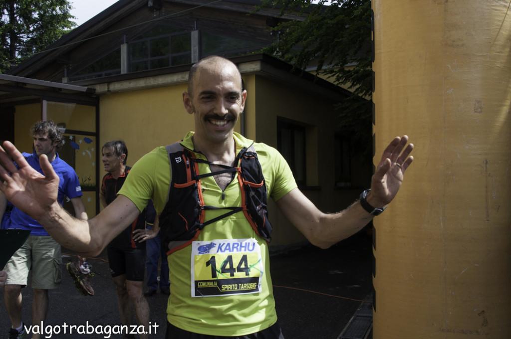 Cento Croci Trail (513) Gara Arrivo
