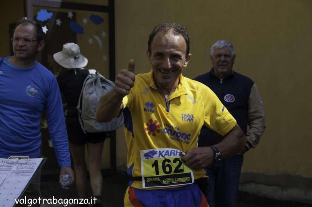 Cento Croci Trail (528) Gara Arrivo