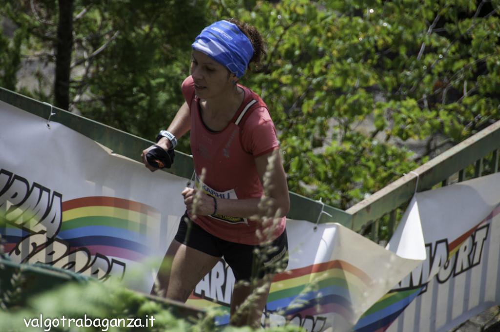 Cento Croci Trail (589) Gara Arrivo