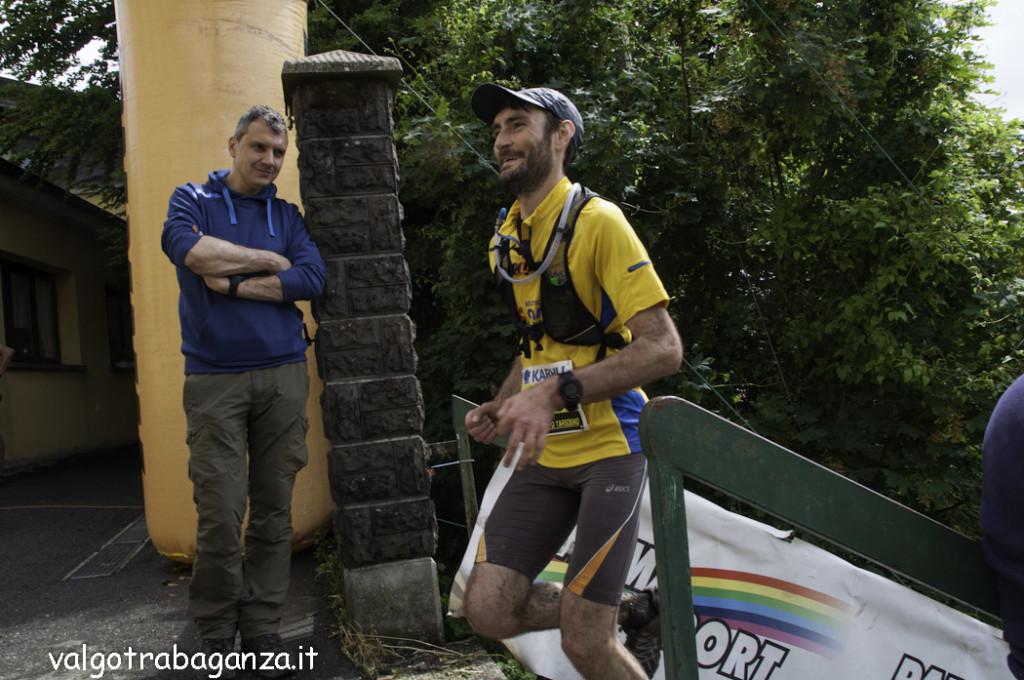 Cento Croci Trail (712) Gara Arrivo