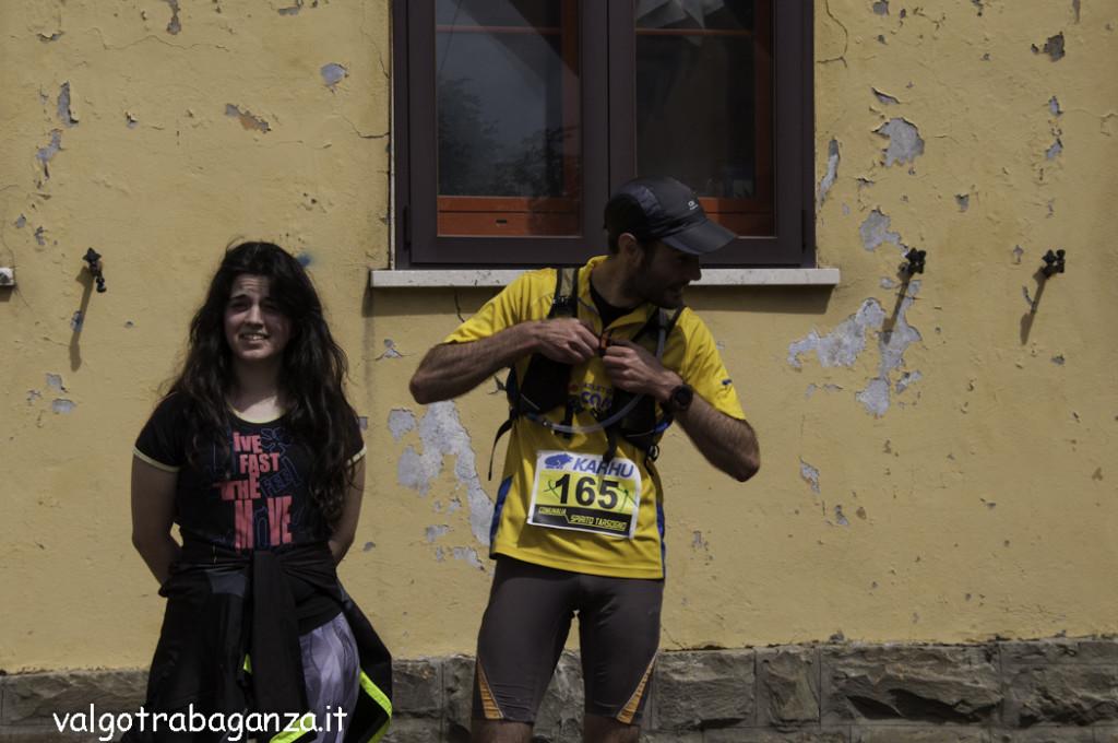 Cento Croci Trail (715) Gara Arrivo