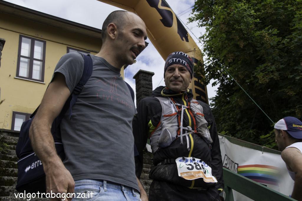 Cento Croci Trail (926) Gara Arrivo
