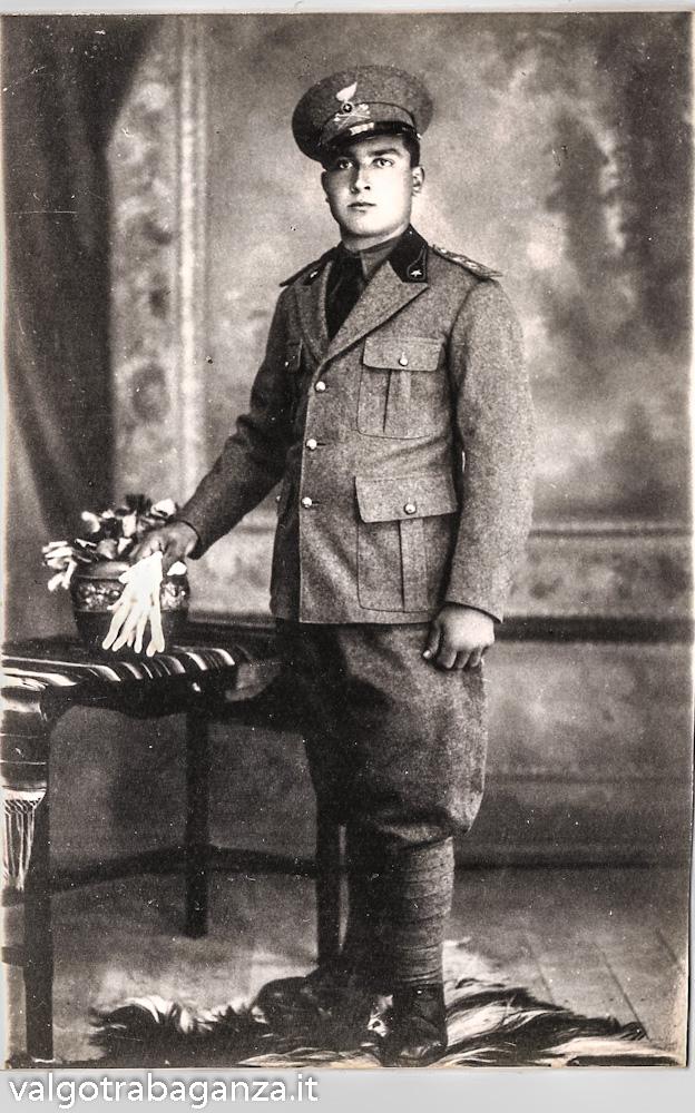 Gatti Mario (1913 – 1995) servizio militare