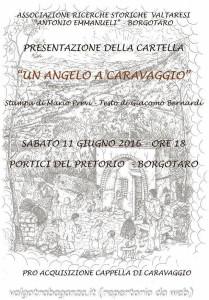 Mario Previ  Giacomo Bernardi  Un Angelo a Caravaggio