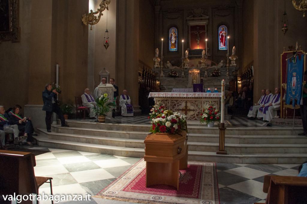 Pier Luigi Ferrari (107) Borgotaro funerale