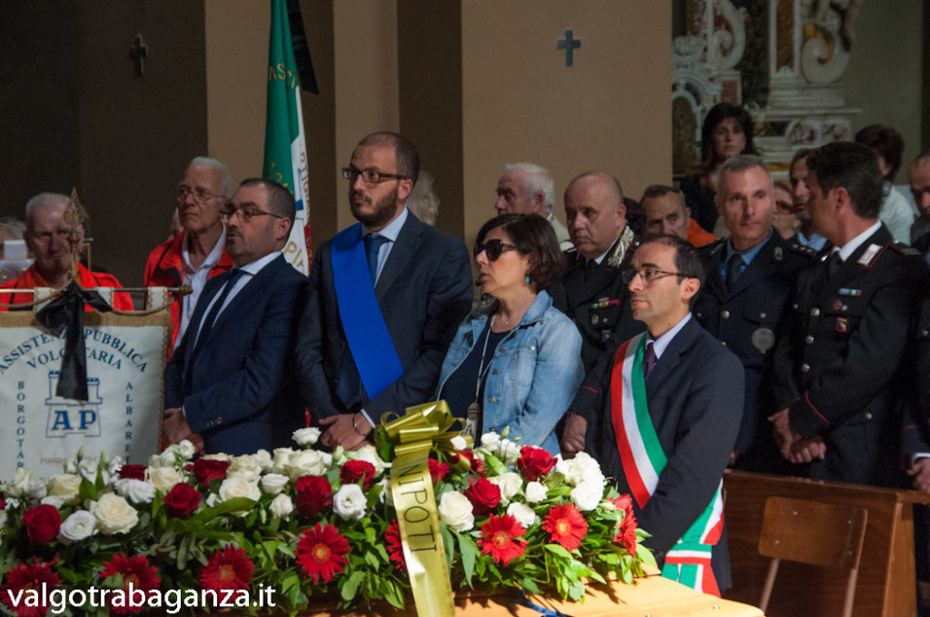 Pier Luigi Ferrari (163) Borgotaro funerale