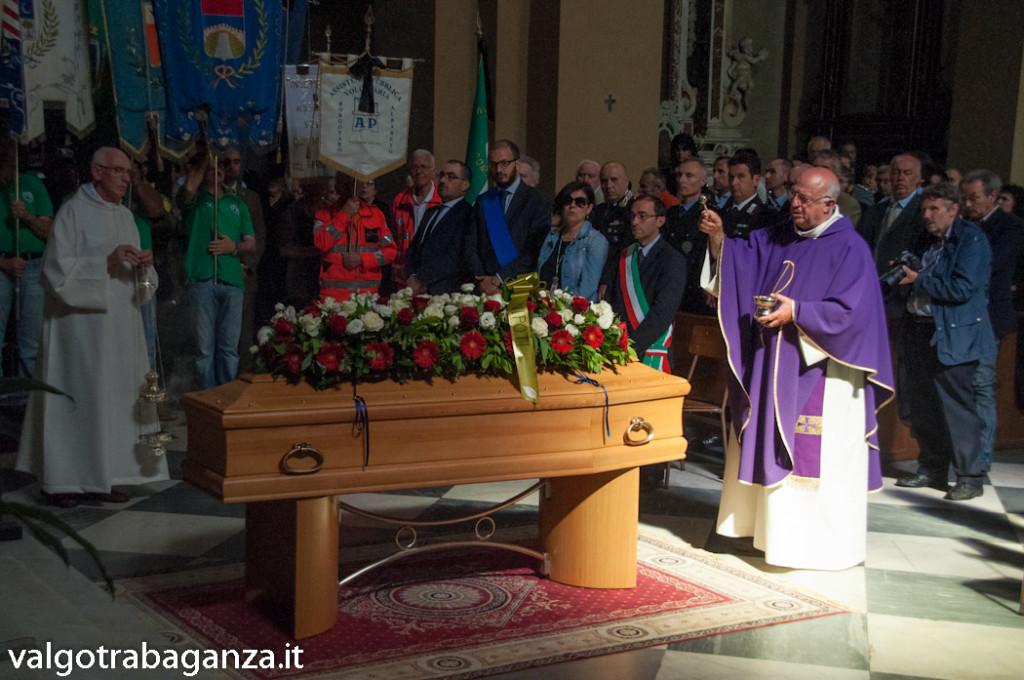 Pier Luigi Ferrari (173) Borgotaro funerale