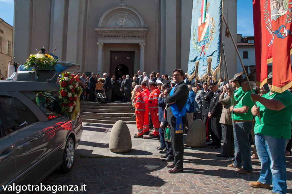 Pier Luigi Ferrari (307) Borgotaro funerale
