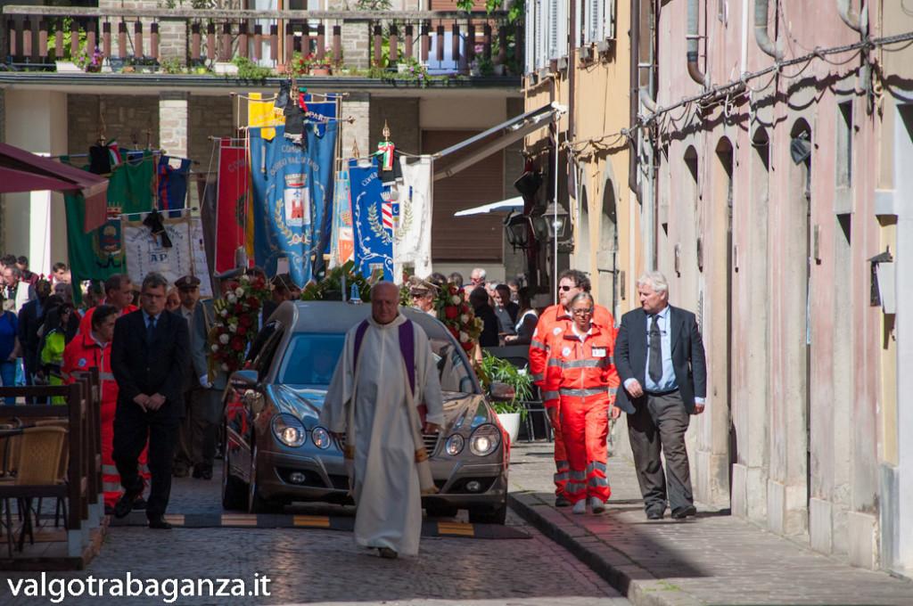 Pier Luigi Ferrari (327) Borgotaro funerale
