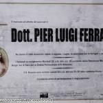 Pier Luigi Ferrari necrologio Borgotaro