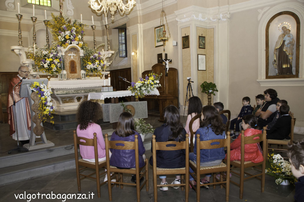 Santa Messa (144) Solennità Pentecoste