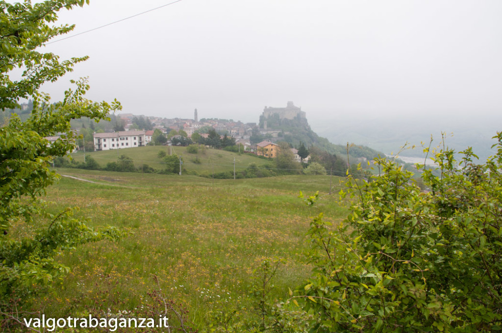 Bardi (156) nebbia
