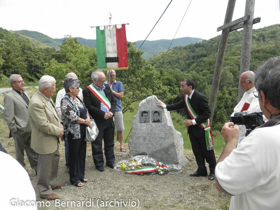 Battaglia di Grifola Giacomo Bernardi