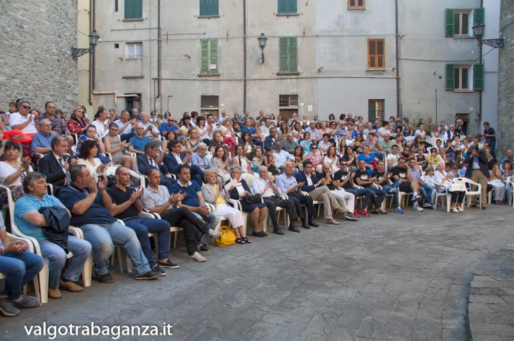 Borgotaro (233) Benemerenza Madonna del Carmine