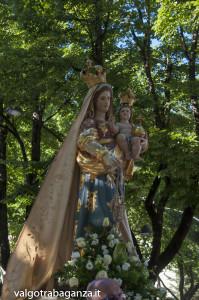 Festa Madonna Carmelo (366) Solenne processione