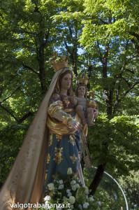 Festa Madonna Carmelo (367) Solenne processione