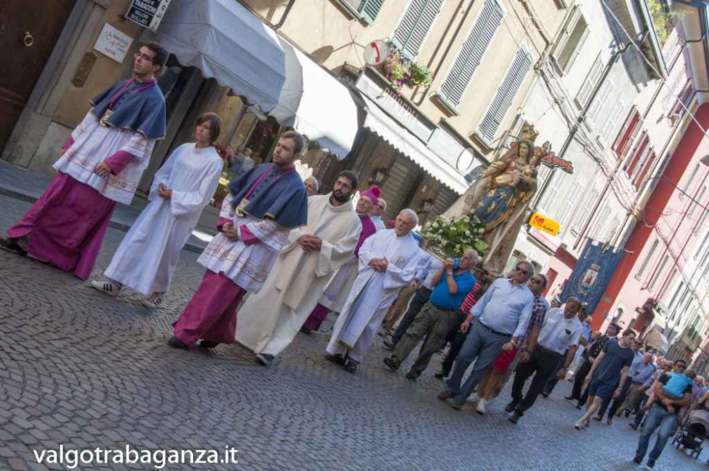 Festa Madonna Carmelo (424) Solenne processione