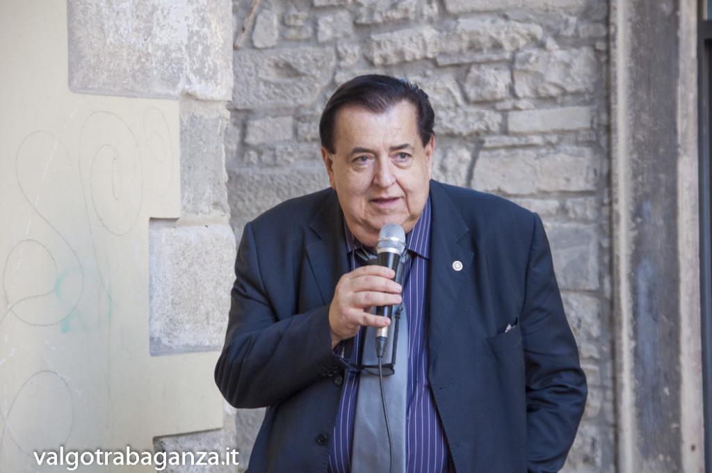 Presentazione (136) Giorgio Gaslininon solo jazz Borgotaro