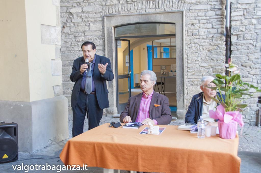 Presentazione (138) Giorgio Gaslininon solo jazz Borgotaro