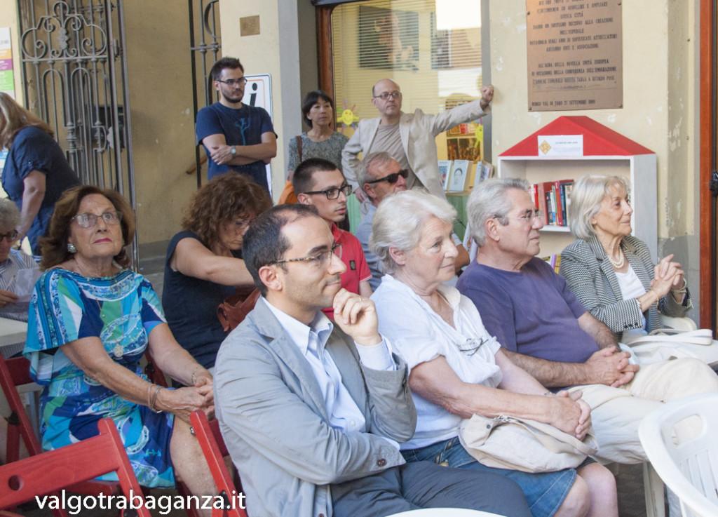 Presentazione (140) Giorgio Gaslininon solo jazz Borgotaro