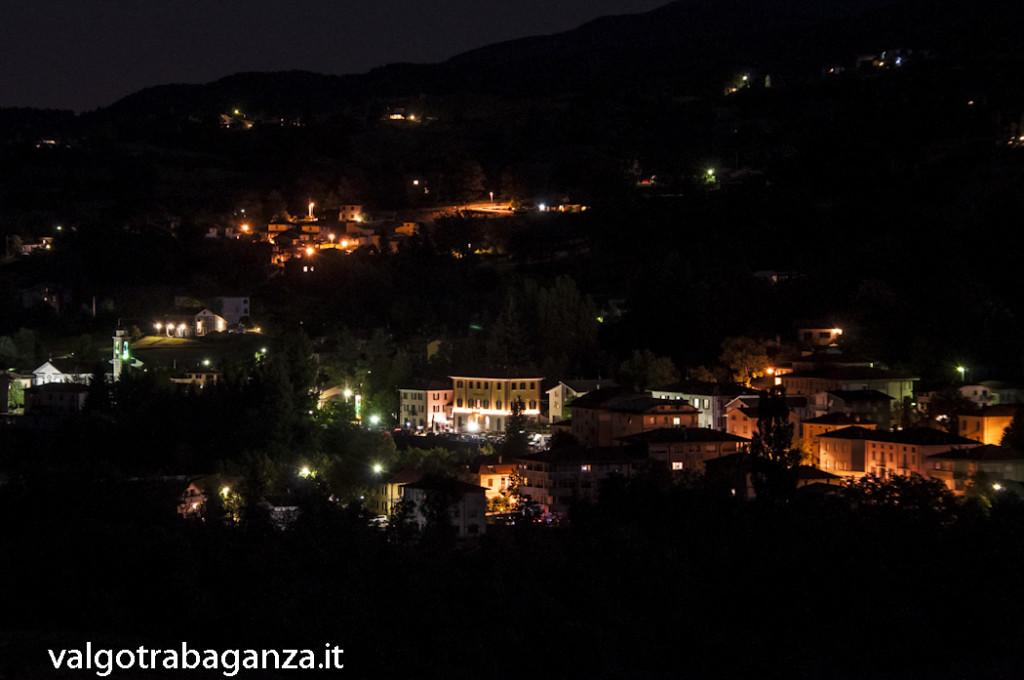 Albareto (110) notturno
