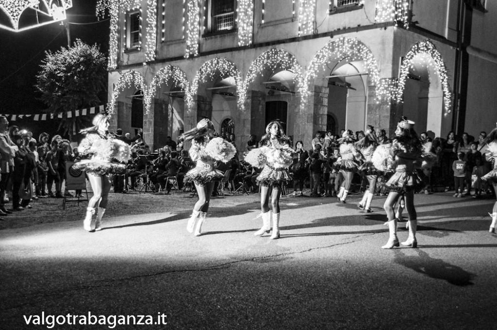 Banda Tarsogno (227) majorette Le Orchidee