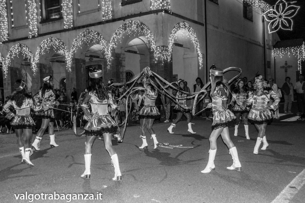 Banda Tarsogno (331) majorette Le Orchidee