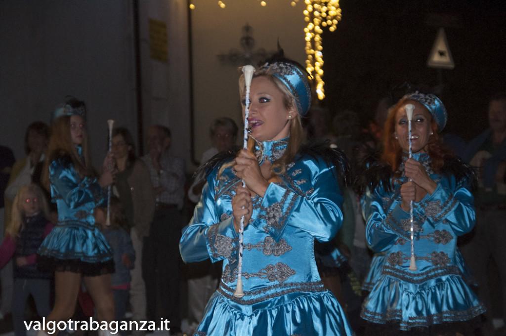Banda Tarsogno (418) majorette Le Orchidee