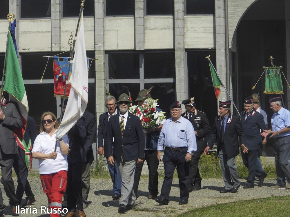Berceto (132) omaggia carabinieri morti 1884