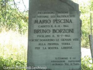 Bernardi lapide di Bruno Borzoni