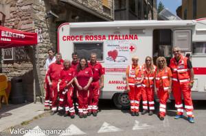 C.R.I. di Berceto (101) Ausl Parma