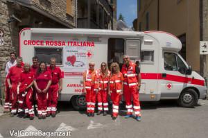 C.R.I. di Berceto (105) Ausl Parma