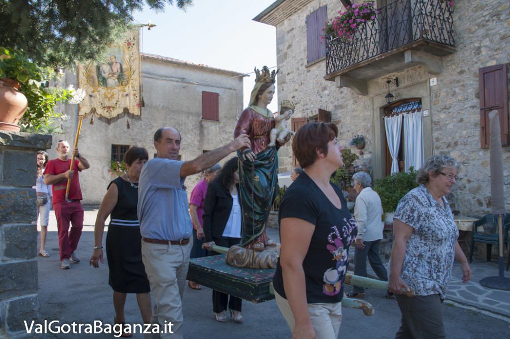 Folta Albareto (149) Processione Madonna Cintura