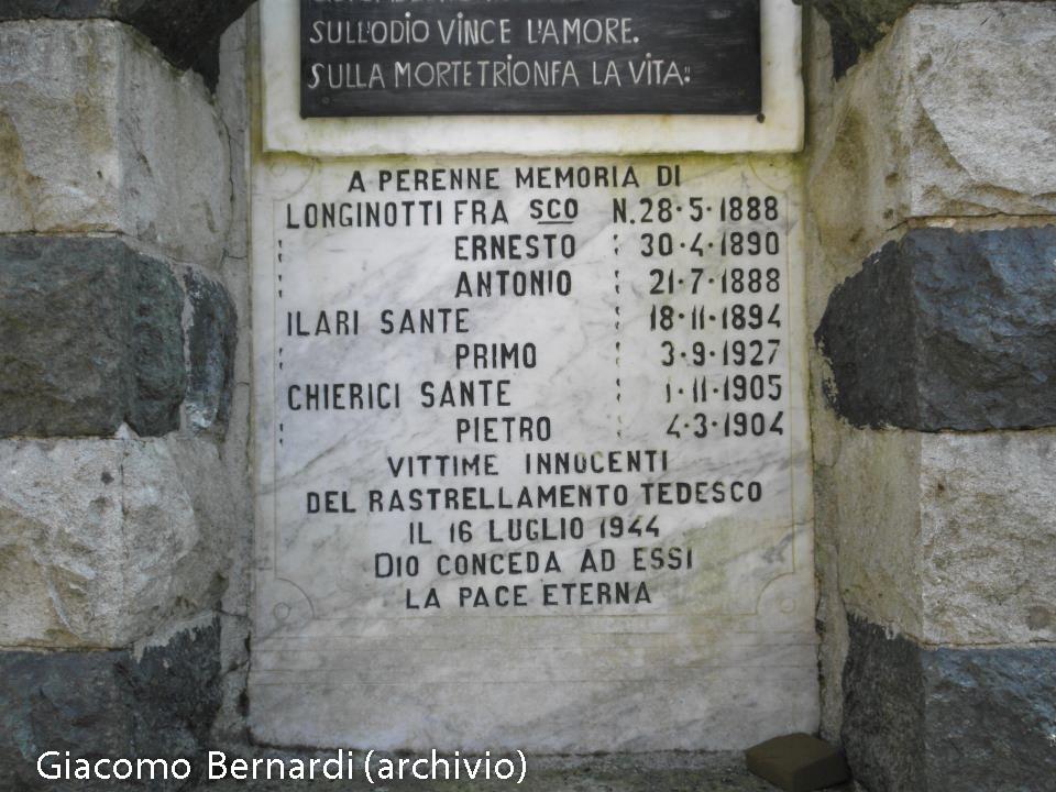 Giacomo Bernardi Il Territorio Libero del Taro