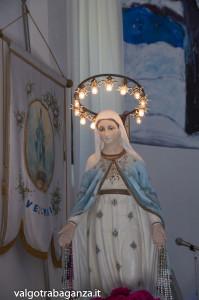 Madonna della Neve  (109) Centocroci Varese Ligure