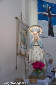 Madonna della Neve  (110) Centocroci Varese Ligure