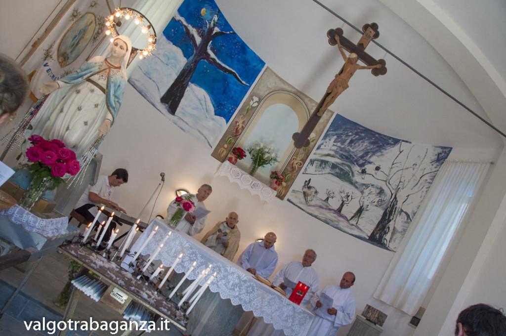 Madonna della Neve  (118) Centocroci Varese Ligure