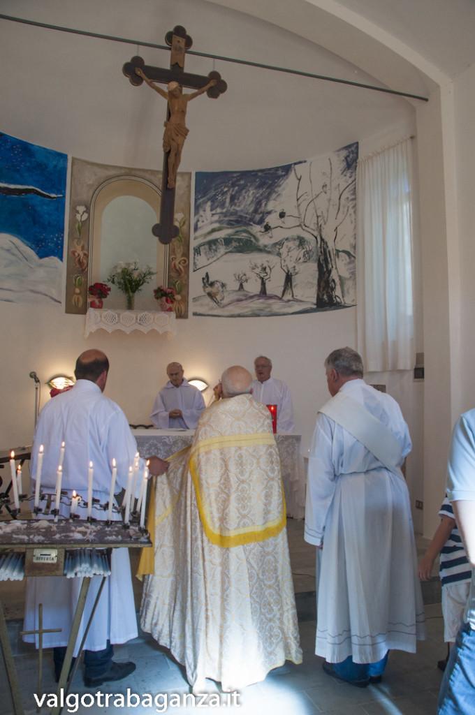 Madonna della Neve  (133) Centocroci Varese Ligure