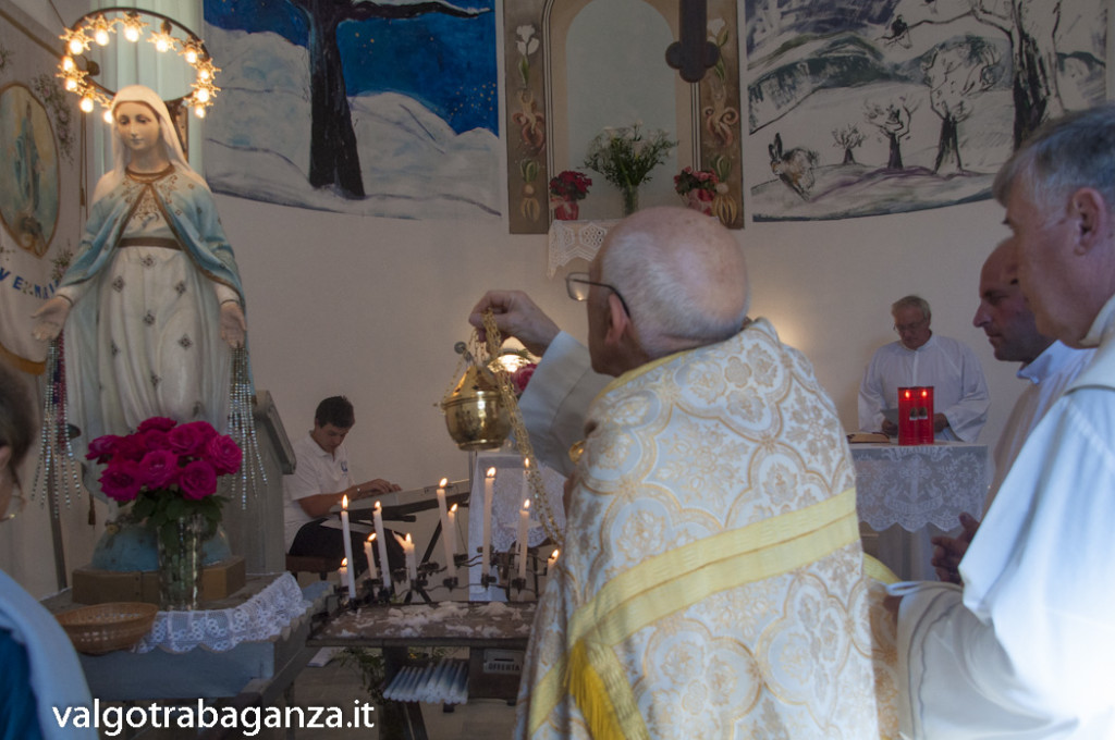 Madonna della Neve  (139) Centocroci Varese Ligure
