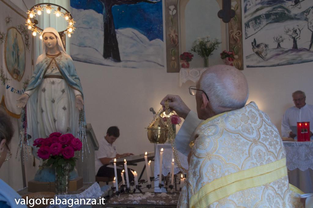 Madonna della Neve  (141) Centocroci Varese Ligure