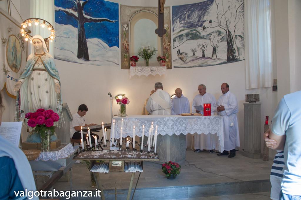 Madonna della Neve  (143) Centocroci Varese Ligure
