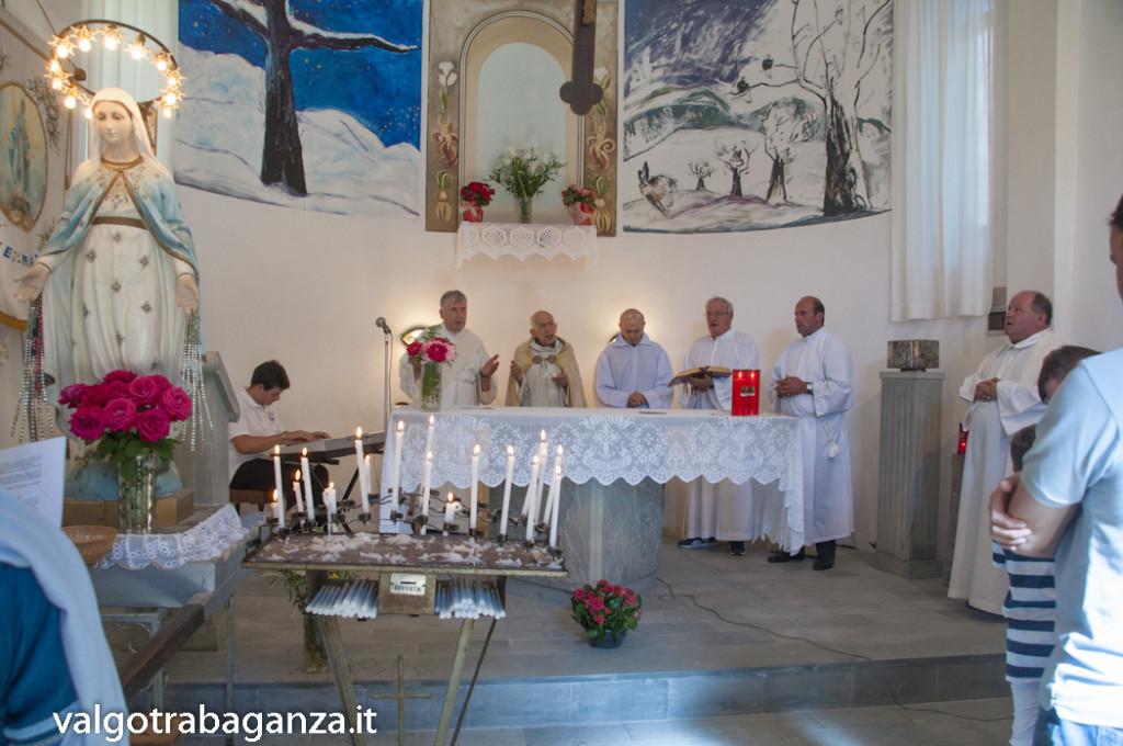 Madonna della Neve  (157) Centocroci Varese Ligure