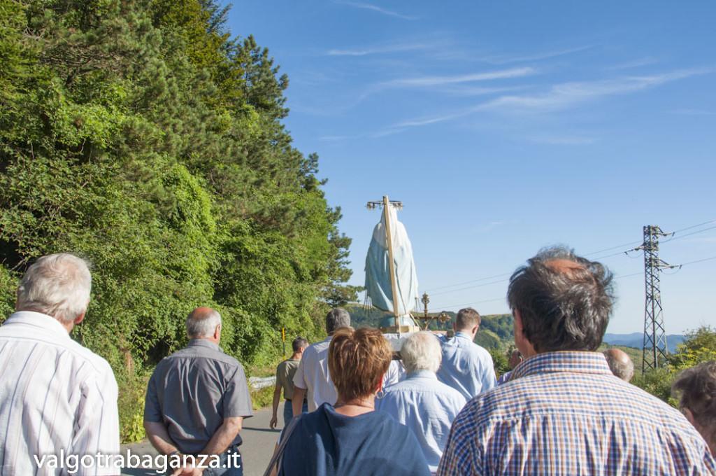 Madonna della Neve  (312) Centocroci Varese Ligure