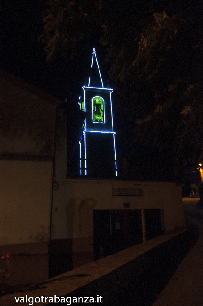 Montarsiccio Bedonia (106) notturno