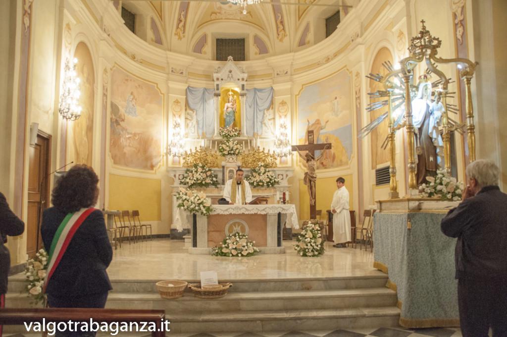 Tarsogno Tornolo (315) Madonna Carmelo