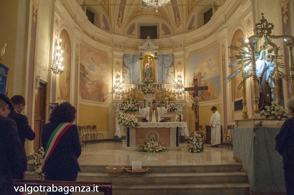 Tarsogno Tornolo (321) Madonna Carmelo