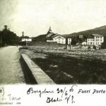 Borgotaro cartolina 30 giugno 1906_