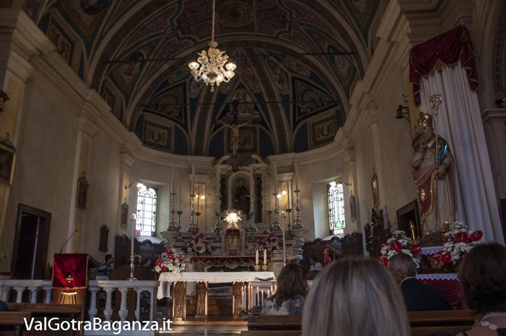 Compiano (103) Santa Messa San Terenziano