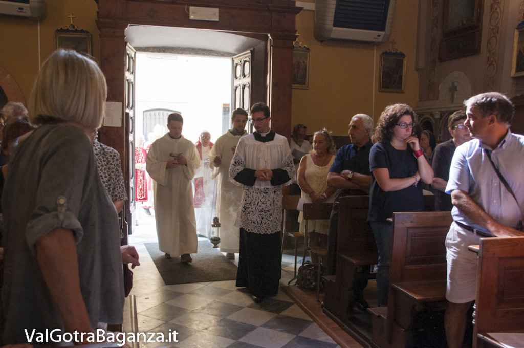Compiano (116) Santa Messa San Terenziano