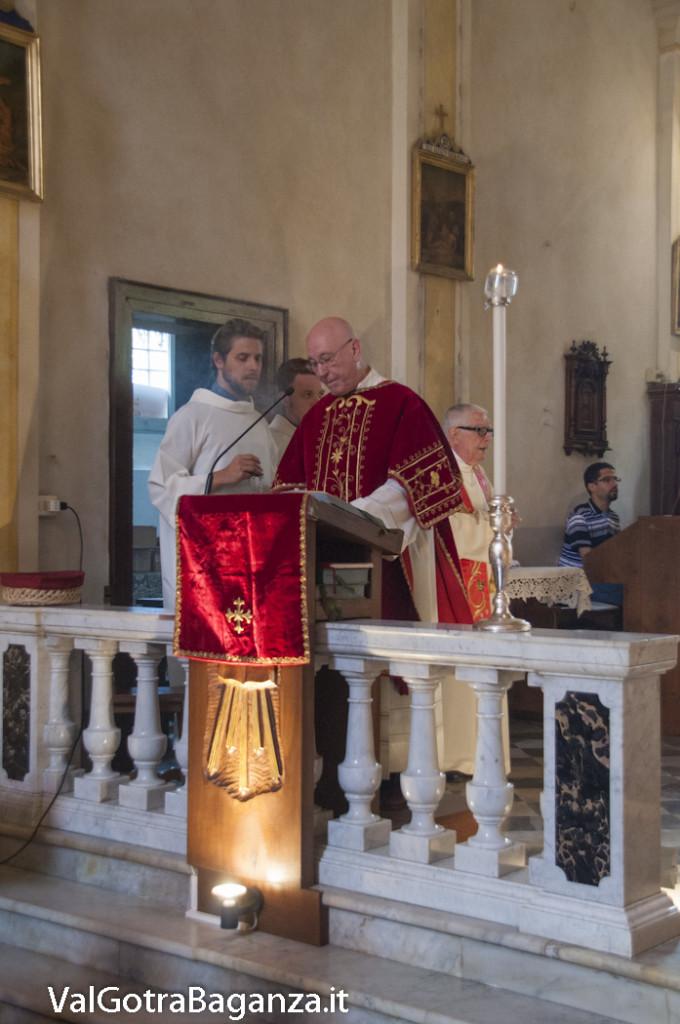 Compiano (192) Santa Messa San Terenziano